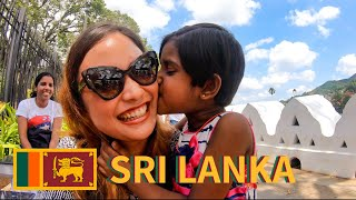 I Met My Sri Lankan HUSBAND in KANDY - Sri Lanka! [Ep. 13]