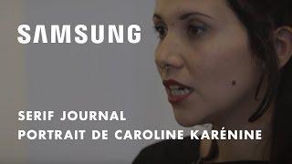 SERIF Journal – Portrait de Caroline Karénine