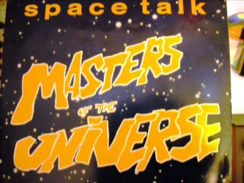 Masters of the Universe- Space Talk (1989)