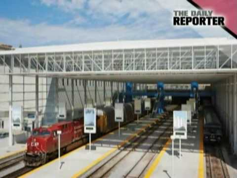 Top Projects of 2016 - Milwaukee Intermodal Station Train Shed & Platforms Renovation
