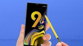Este es el Samsung Galaxy Note 9