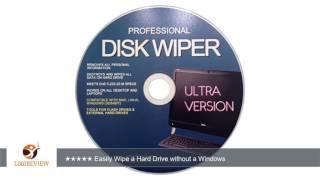 Professional Hard Drive Eraser / Wiper CD Disc Disk 32/64Bit [Windows - Linux - Mac]   Review/Test