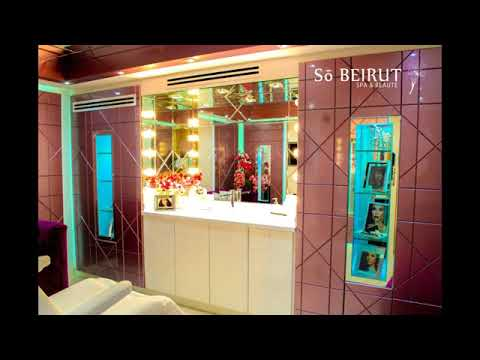 So Beirut Spa Maquillage / Chignon / Mariée / Balayage / Coiffure