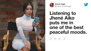 #FanTweets with Jhené Aiko   Twitter