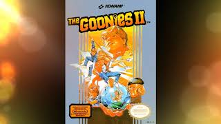 Goonies II (NES) - Monk's theme synth cover