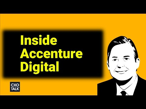 #212: Lessons from Accenture's Digital Transformation Machine