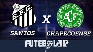 Santos 0 x 1 Chapecoense - 12/11/2018 - Brasilirão