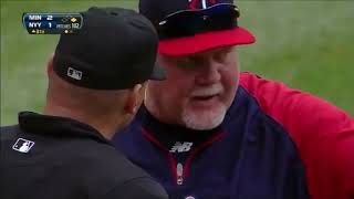 MLB 2013 July Ejections
