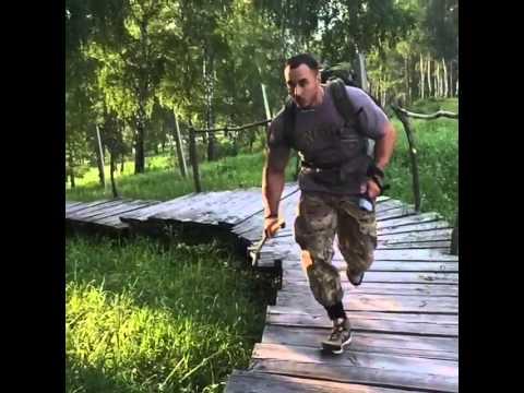 Alexey Voevoda. Conquering the peaks. Power)