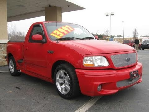 2002 Ford F150 SVT Lightning Start Up Exhaust and In Depth Tour : 2002 ford lighting - azcodes.com