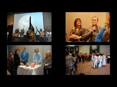 Dr. Hildy: Crystal Skulls World Mysteries -- Mayan Itza Council of Elders 11.11.11 Message