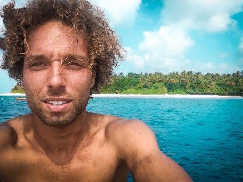 AMAZING PARADISE BEACH, THE MALDIVES  [TRAVEL VLOG]