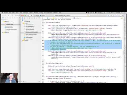 90. DevChat - Project creation & using Apple's example code