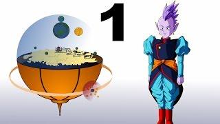 Reinos y Jerarquias - Los Shin-jin, ¿Como nacen los supremos? - Dragon Ball Super