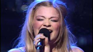 LeAnn Rimes - How Do I Live [Live] [HQ]