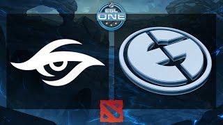 [FIXED] Dota 2 - Team Secret vs. EG - ESL One Frankfurt 2015 - Grand Final - Game 4