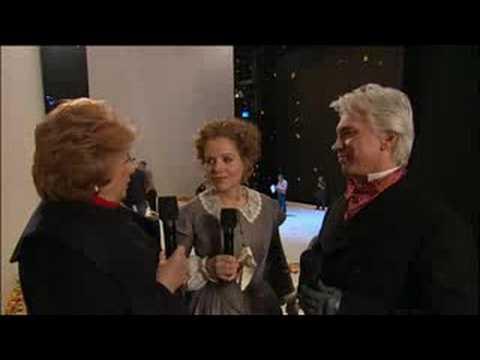 Beverly Sills interviews Renée Fleming & Dmitri Hvorostovsky