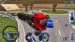 Euro Truck Driver 2018 #3 NEW TRUCKS GAME! - Android gameplay