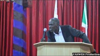 AMAKURU Y'IJURU : ISEZERANO RYO MURI KRISTO YESU - EV. JACQUES | NAIROBI, KENYA