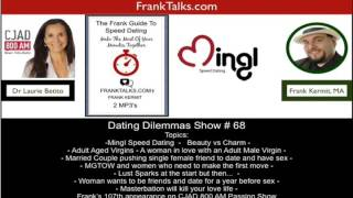 Mingl Speed Dating interview on CJAD Dating Dilemmas of Passion