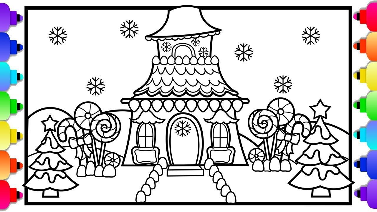 Coloring Page Candy - BRENOGARRA | 720x1280