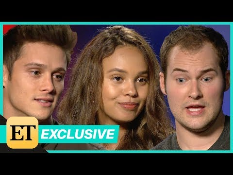 13 Reasons Why Cast Reacts to *SPOILER* Being Bryce Walker's Murderer (Exclusive)
