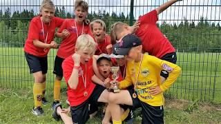 FC Ylivieska 06-pojat Särkänniemi Cupissa 2017