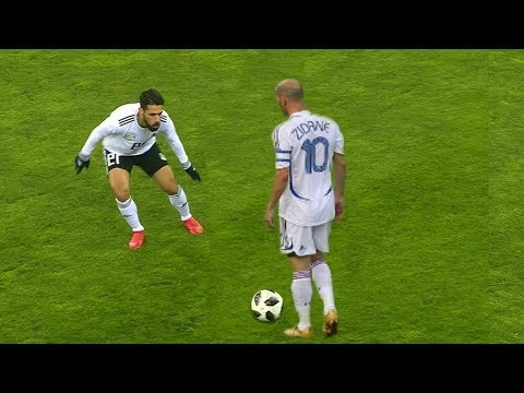 Zidane Moments of Magic