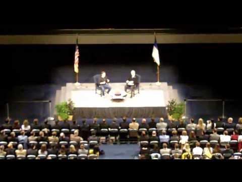 Senator Orrin Hatch Interviews Mark Zuckerberg @ BYU Technology Forum - 3/25/2011