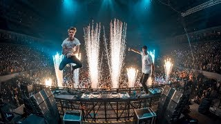 THE CHAINSMOKERS - SICK BOY LIVE UMF 2018