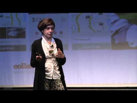 La sharing economy in Italia: Marta Mainieri at TEDxIED