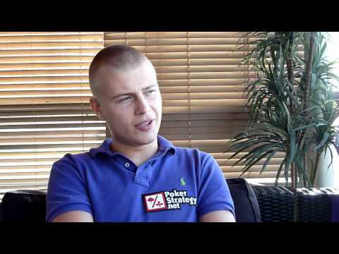 Jens Kyllönen - English interview