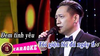 [KARAOKE] Cho Vừa Lòng Em - Duy Mạnh | Beat Chuẩn