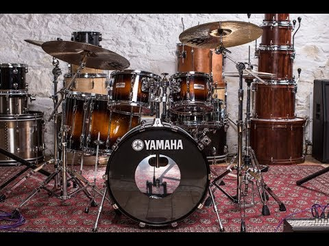 yamaha recording custom kit drummer 39 s review youtube. Black Bedroom Furniture Sets. Home Design Ideas