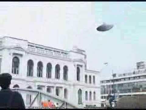 Sarajevo UFO video 2005 (FAKE)