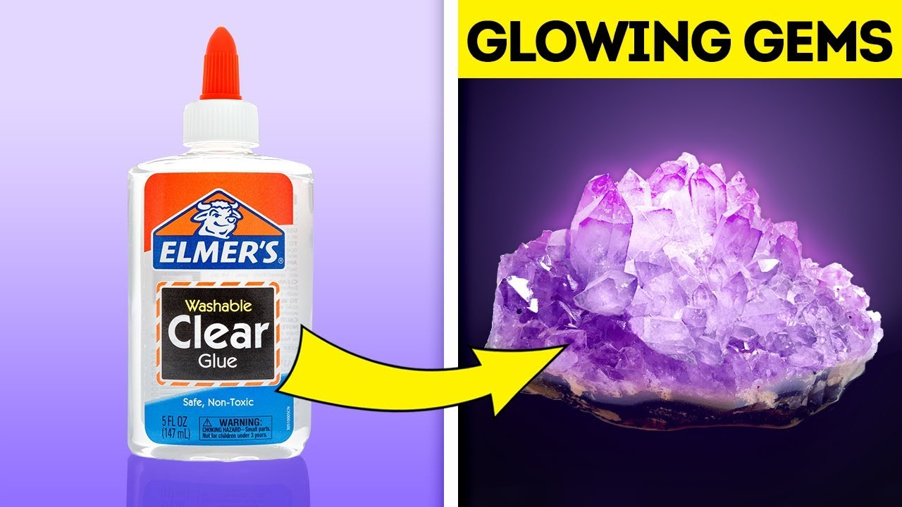 34 Magical Diy Glue Ideas You Can Make