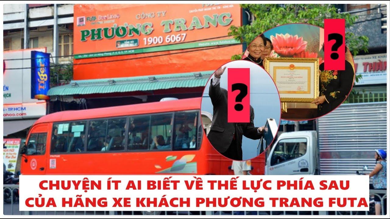 Thế lực thật sự phía sau hãng xe khách qui mô lớn Phương Trang FuTa là ai? Dòng họ Phan – Trương?