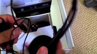 Xbox 360 Slim Unboxing [Used]