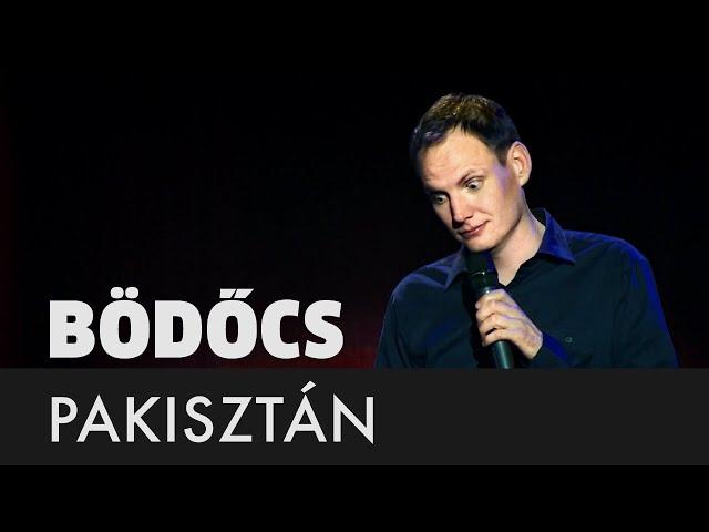 Bödőcs: Pakisztán (Bödőcs Londonban)