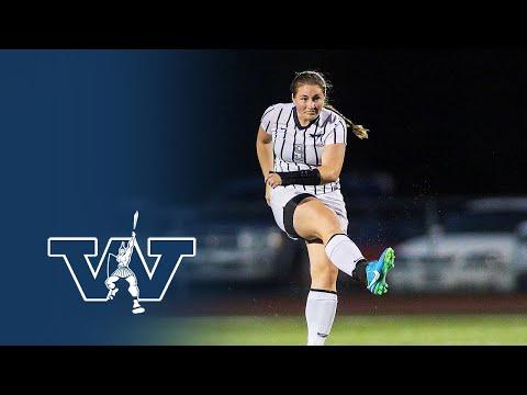 Women's Soccer: Titans Win, 4-0, Over Saint Vincent Highlights
