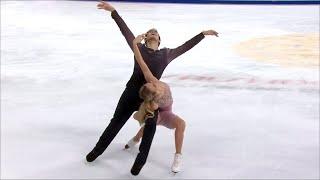 Российские фигуристы Виктория Синицина и Никита Кацалапов выиграли этап Гран при в Китае