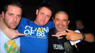 Dj Patience, Mc Bassman, Mc Ranski   Mr B