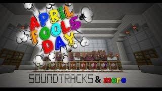 Minecraft soundtrack April Fools '14 Calm4