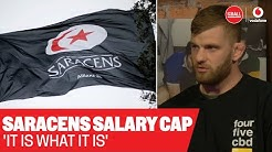 George Kruis and Dominic Day address Saracens scandal