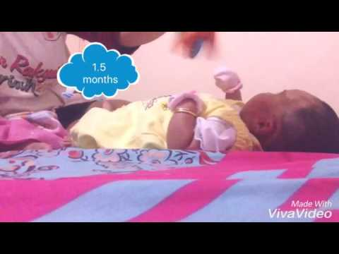 37db988ec95d play and exercise baby 2 months  bellamoms - YouTube