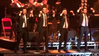 Frankie Valli Live Tour 23/04/2017 ~ O2 London -  Encore , Ragdoll and Lets hang on