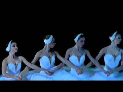 Летающая балерина - театр танца Щелкунчик
