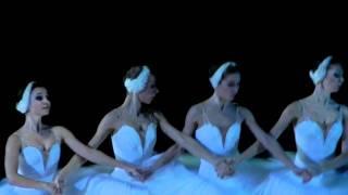 Балет 'Лебединое озеро'. Танец маленьких лебедей.