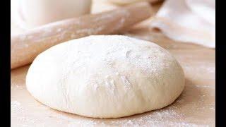 Ну очень простое заварное тесто для пельменей (вареников)