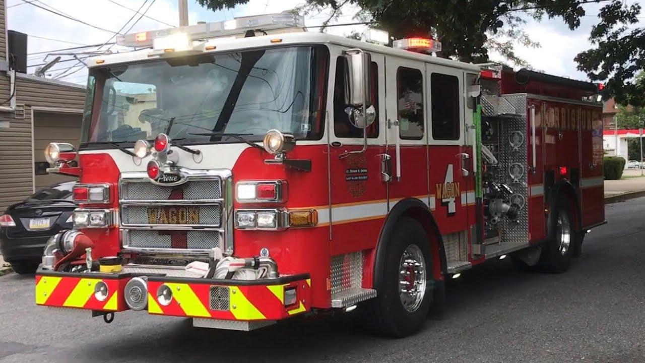 Brand New Fire Trucks Responding In 2017 Compilation